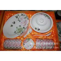 热销推荐·46头骨质瓷餐具·陶瓷碗·日用陶瓷·陶瓷餐具套装
