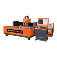 温州JTLC3015-500W金属激光切割机,切割10mm碳钢,嘉泰激光