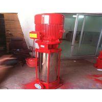 湖北消防泵厂家XBD14/40-110KW消防喷淋泵扬程H=140m