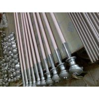 商华供应炼钢炉专用陶瓷热电偶 S型铂铑热电偶WRP-130