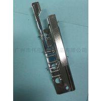 【工厂直销】金属强力夹子 强力夹 长款按压夹 五金文具配件 A4文件板夹强力夹