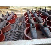 【铸铁头孔,头孔压码】锅炉头孔厂家//锅炉炉排件铸造厂
