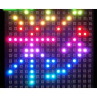 led像素屏柔性跑字动画编程5050灯珠8*8 8*32 16*16点阵屏5V贴片