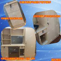 福州双层床大学生宿舍公寓床员工宿舍床上床下桌衣柜组装高价床可定制