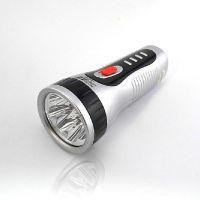 久量充电式家用照明手电筒 迷你便携LED居家日用户外强光高亮905