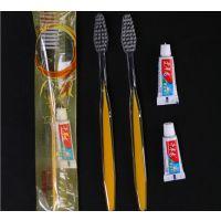 美加净一次性牙刷 宾馆牙具 二合一牙具 高档牙具