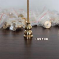 特价开光纯铜葫芦香插香具炉座金属工艺品香道用品厂家直销批发