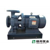 ISWR20-110卧式管道热水离心泵