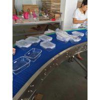 玻璃饭盒输送机,水晶工艺品贴花输送机