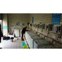 自助式洗衣机铺放台数案例