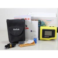 Onick欧尼卡 800AS彩屏多功能激光测距仪是一种望远镜 激光测角测距的便携式光电仪器,