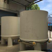 立创厂家定做反应罐 搅拌釜 PP反应釜 塑料桶