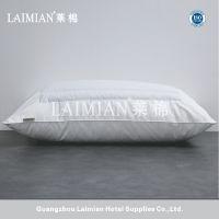 莱棉星级酒店宾馆 长方形白色安眠荞麦枕 聚酯纤维枕芯 保健枕定制批发