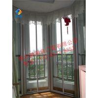 惠尔静pvb夹胶玻璃隔音窗 名牌产品 美国技术 专业降低室内噪音