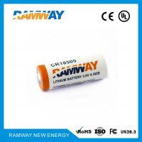 睿奕ramway 3.0V 2500mAh CR18505锂电池 故障指示器专用