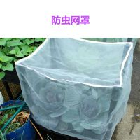 广东防虫网30目-120目 白色 纯PE新料 抗晒抗紫外线 1-2m宽 可定做网罩 安平上善