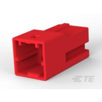 TE/TYCO泰科代理商1-1903391-2连接器护套