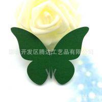 绿色环保喷漆精美圣诞节挂件 圣诞树天然木质挂饰