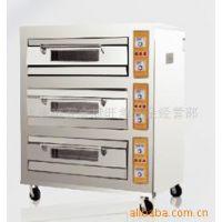 供应三层六盘电烤炉/电烤箱