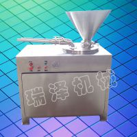 全自动食品灌肠机 烤肠加工设备 自动灌肠机厂家 瑞泽机械