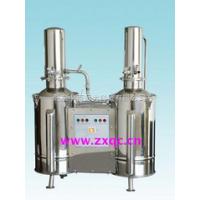 不锈钢电热重蒸馏水器价格 SSF1-DZ5C