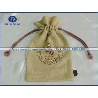 2015厂家供应优质麻布袋 束口麻布袋定做批发
