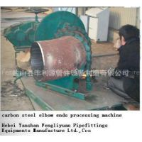 round pipe and fittings end processing machine