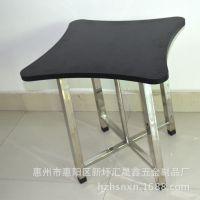 不锈钢伸缩架材质多功能凳子/茶几高中低档升降微型桌子厂家批发