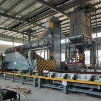 供应青岛国森牌特厚垫板包装用刨花板压力机械