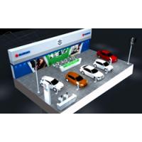 专业定制ABS型东风风神AX3车展模型本品为塑胶制价廉质优