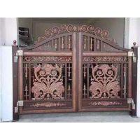 临朐康润园林(在线咨询)、庭院门、铜庭院门