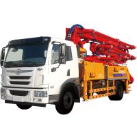 臂架泵车 天泵 小型混凝土泵车 九合重工优质供应商 放心选购