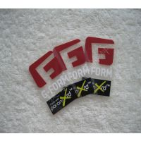 厂家直销 供应 印标 丝网印刷加工 商标 热转印商标