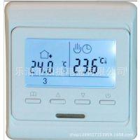 地暖温控器 液晶温控器 温度温控器 空调温控器 电温控厂家直销