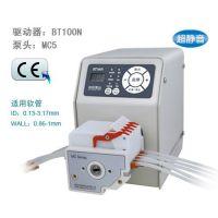 恒流泵BT100N/MC 多用于实验室传输微量液体 定时功能