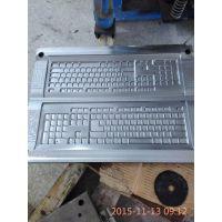 硅胶键盘模具 钢琴键盘模具 深圳硅胶模具厂