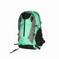 男士户外休闲旅行包 韩版纯色尼龙透气防水耐磨大容量双肩背包