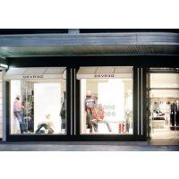 高新区时尚男装店装修案例