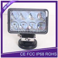 东派透镜款LED24w工作灯,检修灯,汽车前杠灯