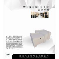 厂家供应服装中岛柜 服装展示架 服装陈列柜批量定制