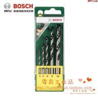 原装 博世BOSCH电动工具附件5支直柄混凝土钻头套装