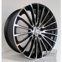 17寸5*114.3 凌志 丰田 RAV4 卡罗拉改装轮毂铝合金胎铃YLX