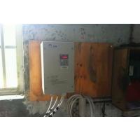 浙江杭州奥圣密封型防尘防潮变频器在无心磨床上的应用