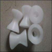 加工尼龙滑轮 机械行业专用尼龙套 尼龙异形件 尼龙注塑制品