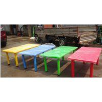 沈阳儿童桌椅/幼儿园桌椅/塑料桌椅/塑料六人桌
