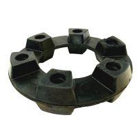 尼龙碗橡胶拨盘350型金刚石水磨机正品配件黄河旋风牌热卖厂直销