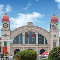 大型车站建筑钟,高品质现代建筑塔钟,康巴丝牌