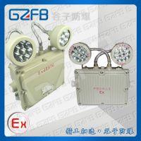 BCJ52防爆照明双头应急灯10W