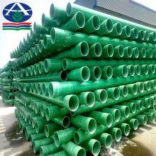 脱硫塔玻璃钢管道 法兰及配件 DN65-DN700喷淋管道除雾器反冲洗专业厂家 河北华强