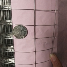 合肥2-2.5毫米热镀锌电焊网厂家现货出售-3*3cm孔径1*20米10卷起批